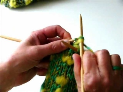 How To Thrum Socks