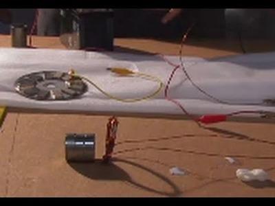 MAGNETIC GUN DIY Axial Flux Alternator Hack Generator Neodymium Rare Earth Magnet