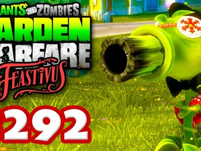 Plants vs. Zombies: Garden Warfare - Gameplay Walkthrough Part 292 - Feastivus Knitted Socks! (PC)
