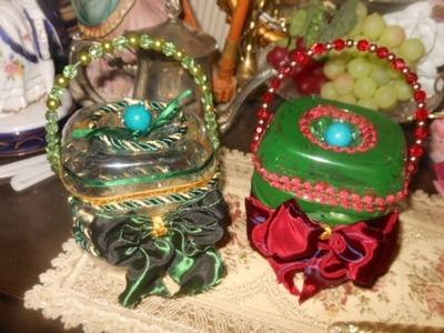Plastic Bottle Craft. For December