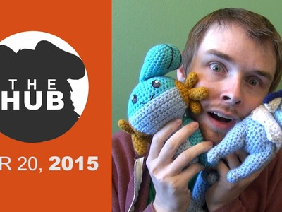 Pokemon Plushies | The HUB - MAR 20, 2015