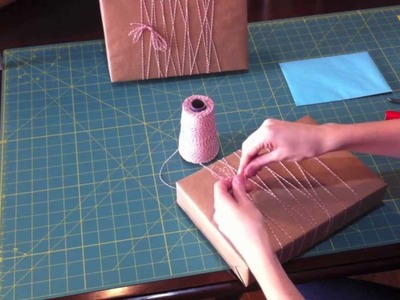 Quick Crafts With Brittany Spriggs: Gift Wrapping I