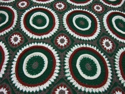 Ringtoss Afghan Crochet Stitch Helper