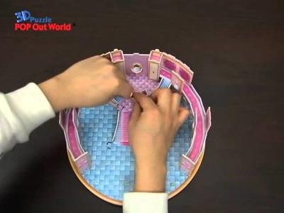 SCHOLAS 3D PUZZLE DISNEY PRINCESS Ball of Dreams