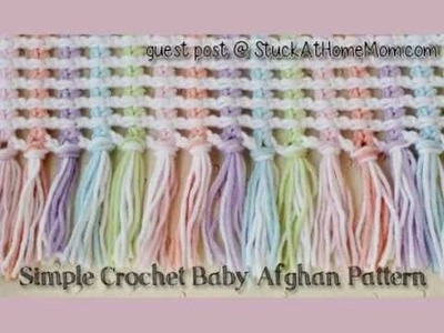 Simple Beautiful Crochet Baby