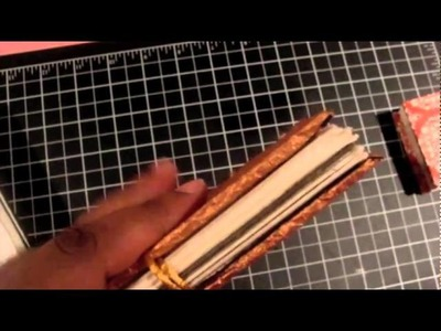 Vacation Journals with Coptic Stitch Binding