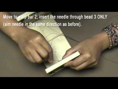 Versa-Loom Part 2, Easy Loom Bracelet Tutorial