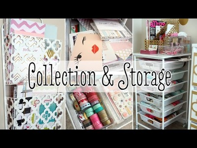 Crafting Supplies Collection & Storage | Charmaine Dulak