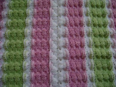 Crochet a Shell with Front Post Cluster Stitch