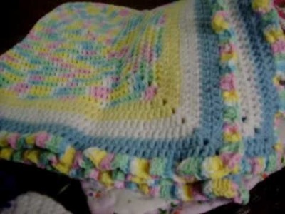 Crochet & Loom Knitting projects
