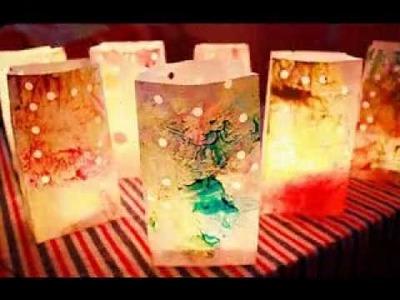 Diwali craft decorations ideas