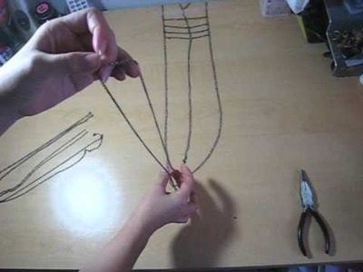 ✂ DIY Body Chain Harness
