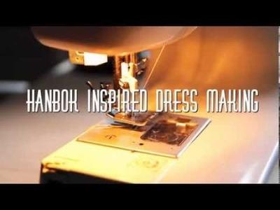DIY - Hanbok inspired dress