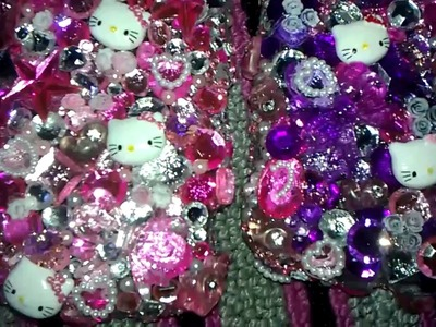 DIY : My hello kitty phone case