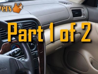 DIY: Vehicle Interior Detailing (Part 1 of 2)