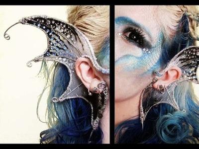 DIY | Wire Mermaid Ears