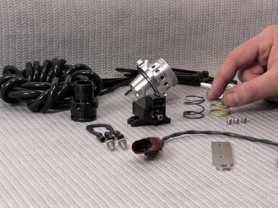 ECS Tuning: VW.Audi 2.0T Forge Diverter Valve & Blow-off Valve DIY
