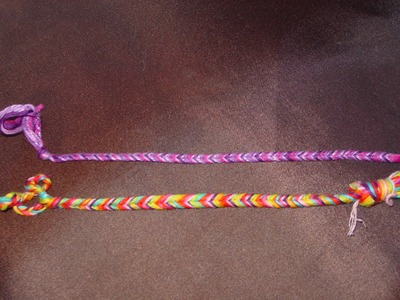 Fishtail Friendship Bracelet| Owlbeteen