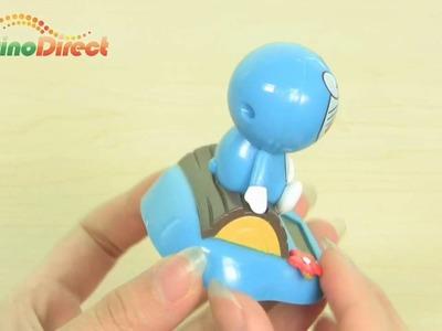 Flip Flap Solar Powered Shaking Body Doraemon Toy - dinodirect