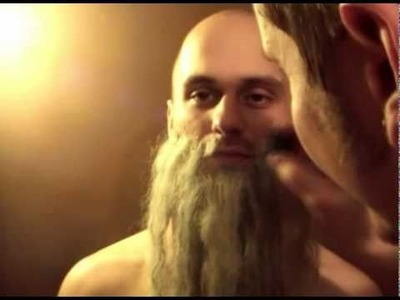 Halloween: SpFx Fake Beard How-To Tutorial