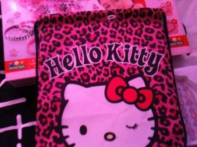HelloKittyGoodies - Hello Kitty Bead & Bracelet Set & Bag
