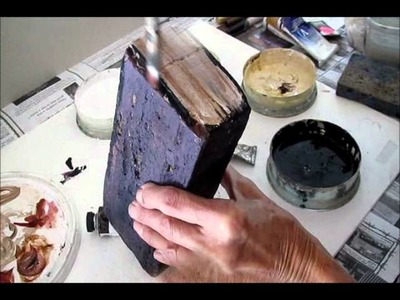 How To Make A Brick Book
