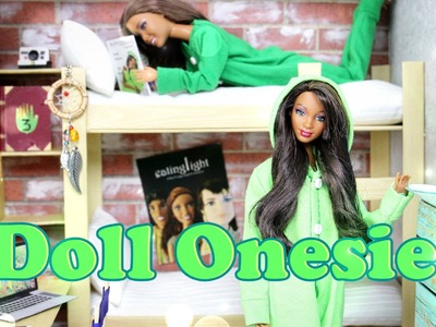 How to Make a Doll Onesie -  Doll Crafts