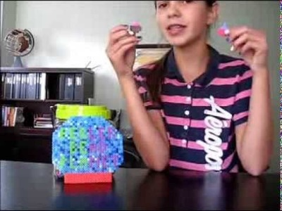 How To Make A Perler Bead Mini Cupcake