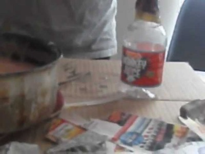 How to make Paper Mache People