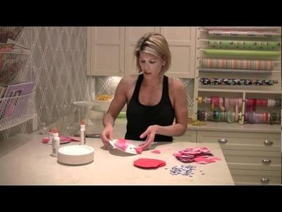 How to make Valentine's Day kids' crafts