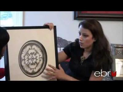 Paper cutting Art interview of Jupi Das