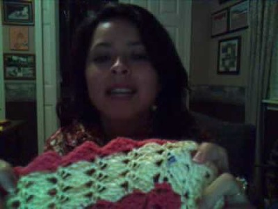 Re: Crochet Slanted Shell Variation 2 - Baby Afghan