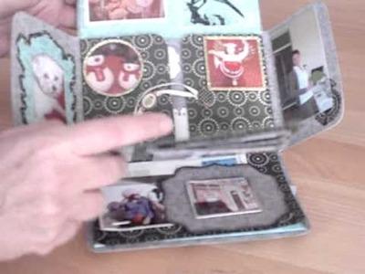 Scrapbooking - Mini Album - Envelope