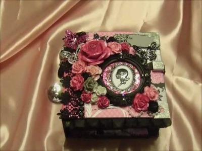 "Teresa Collins ""Posh"" Mini Album"