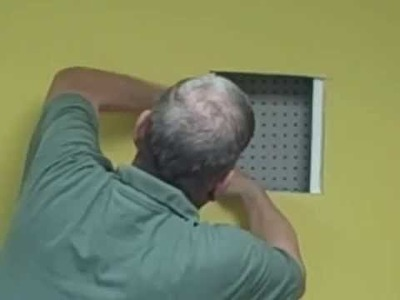 The BarryStick™ Makes DIY Drywall Hole Repairs Super Fast & Easy.