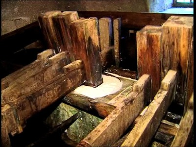 Traditional Paper Making Process