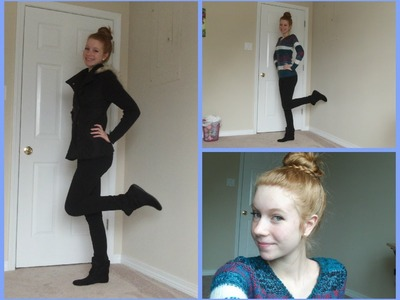 Winter Fashion Outfit!