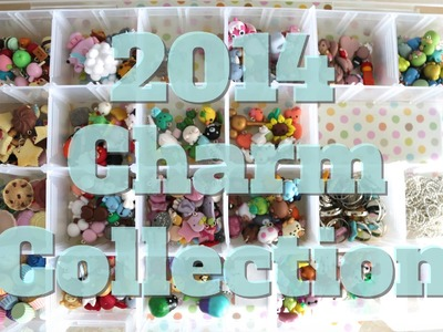 2014 Polymer Clay Charm Collection Part 2