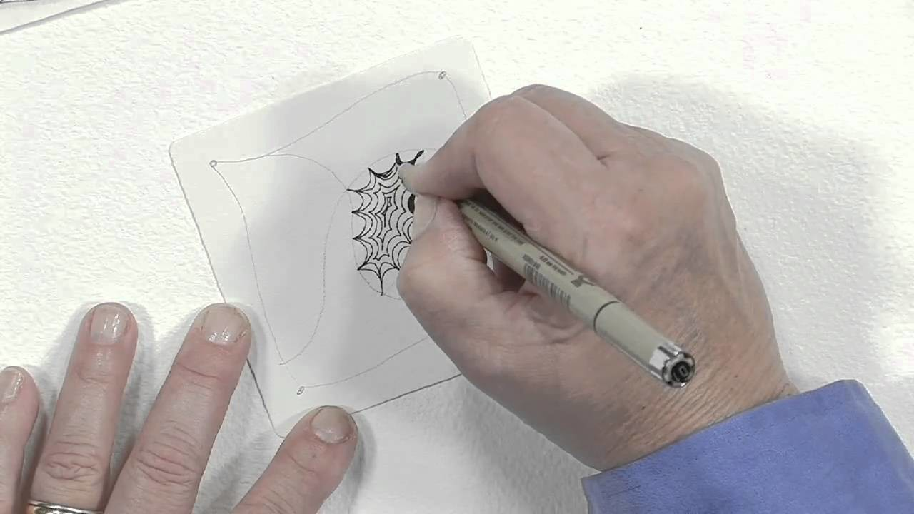 A Creative Way to Meditate: Zentangle Basics