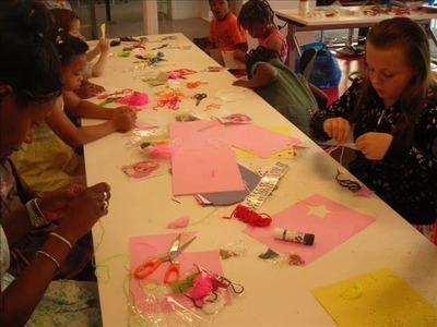 Abundance Arts - Get Creative, kids art workshops