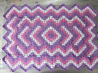 Baby Blanket - Drop in the Pond