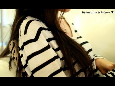 Beautifymeeh Lookbook ♥ : #2 Long Sweater