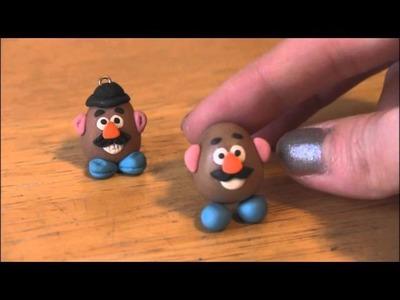 DIY: Polymer Clay MR. POTATO HEAD