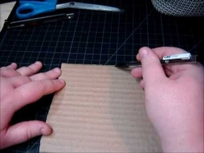 ♦  Friendship Bracelets - Making a Cardboard Loom  (BONUS: Undoing Knots Easily)