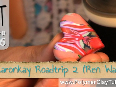 How To Get Shiny Polymer Clay Using Renaissance Wax