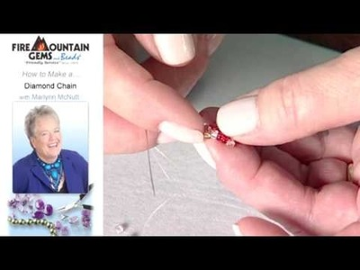 How to Make a Diamond Chain