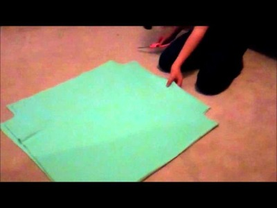 How to make a no-sew pet blanket