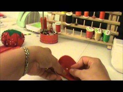 How to Make Infant.Toddler Slippers.wmv