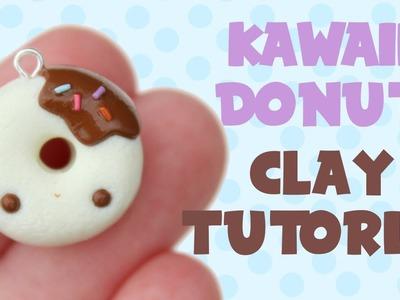 Kawaii Donut | Polymer Clay Tutorial