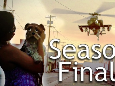 Let's Learn 3dsMax s01e09 - Helicopter Season Finale